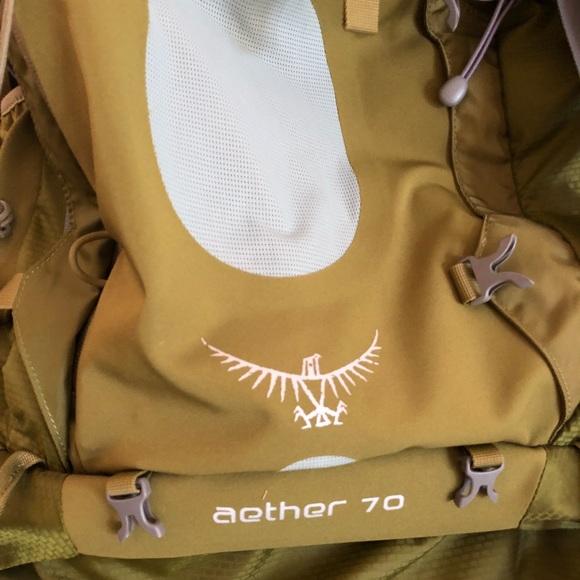 17112a4cbd Osprey Aether 70. M 5b5ca84b7ee9e2ed8f639240